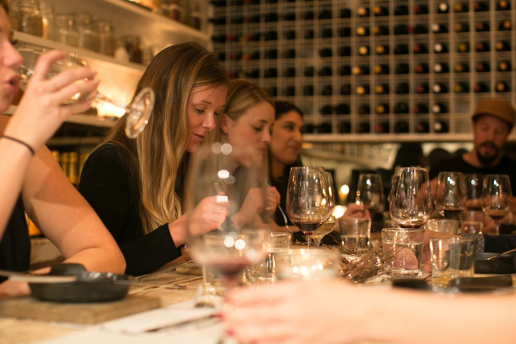 Brian Redzikowski's Chef's Table at Kettner Exchange